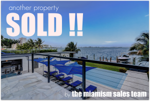 Miami Shores Bayfront home Sold by Team Miamism