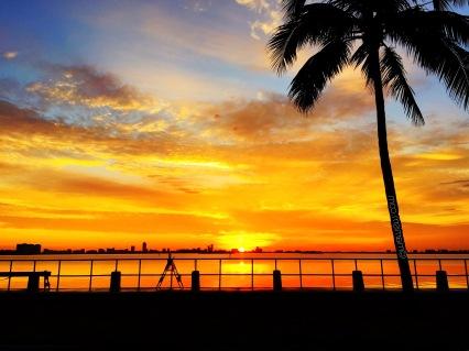 Miami Shores Sunrise via miamism.com